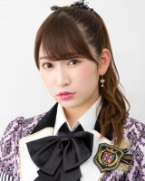 NMB48の17thシングル「ワロタピーポー」選抜メンバーの吉田朱里(C)NMB48