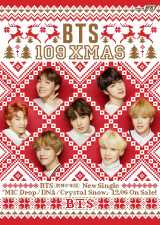 『BTS 109 XMAS』館内ポスター