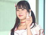 『Xperia×DMM.make』の共同記者発表会に出席したNGT48・加藤美南 (C)ORICON NewS inc.