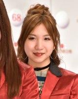 『第68回NHK紅白歌合戦』に出場が決まったLittle Glee Monster・MAYU (C)ORICON NewS inc.