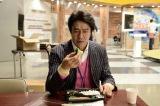 WOWOW『連続ドラマW 名刺ゲーム』(12月2日スタート)テレビ局の敏腕プロデューサー・神田達也を演じる堤真一(C)WOWOW