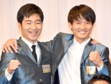 『M-1グランプリ2017』決勝に進出するジャルジャル (C)ORICON NewS inc.