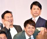 『M-1グランプリ2017』決勝に進出するかまいたち (C)ORICON NewS inc.
