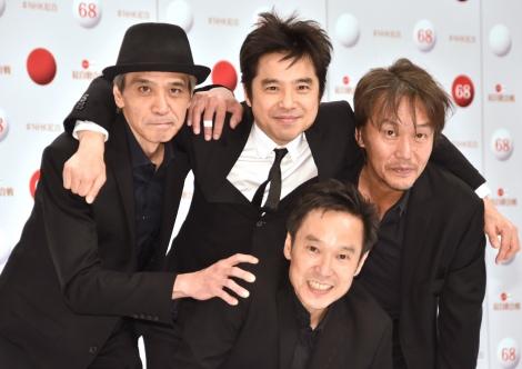 『第68回NHK紅白歌合戦』出場するエレファントカシマシ (C)ORICON NewS inc.
