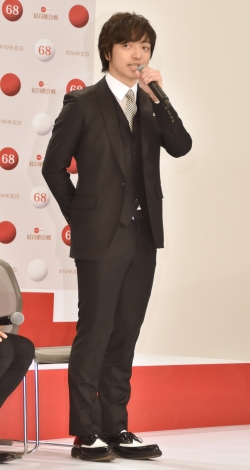 『第68回NHK紅白歌合戦』に出場が決まった三浦大知 (C)ORICON NewS inc.