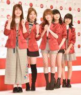 『第68回NHK紅白歌合戦』に出場が決まったLittle Glee Monster (C)ORICON NewS inc.