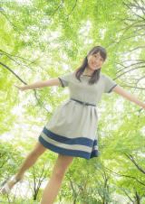 『キャンパスクイーンコレクション Smile! Fresh! Jump!』に登場する桜美林大学の廣木葵(文藝春秋)