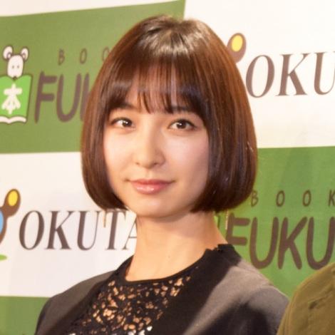 舞台『アンフェアな月』への意気込みを話した篠田麻里子=舞台『アンフェアな月』の製作発表会見 (C)ORICON NewS inc.