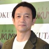 舞台『アンフェアな月』の製作発表会見に出席した飯田基祐 (C)ORICON NewS inc.