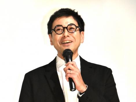 映画『ビジランテ』完成披露舞台あいさつに出席した鈴木浩介 (C)ORICON NewS inc.