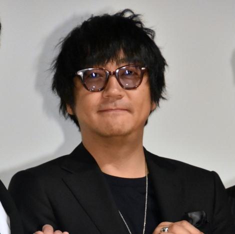 映画『ビジランテ』完成披露舞台あいさつに出席した大森南朋 (C)ORICON NewS inc.