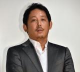 映画『ビジランテ』完成披露舞台あいさつに出席した入江悠監督 (C)ORICON NewS inc.