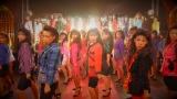 1月17日放送、テレビ朝日系『ミュージックステーション』初のダンススペシャルに出演する登美丘高校ダンス部