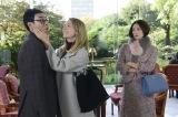 第7話はシャーロット・ケイト・フォックスがゲスト出演(C)テレビ朝日