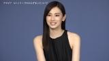 北川景子がソニーの4K有機ELテレビ『ブラビア』WEB限定インタビューに出演「宝塚を観たい」