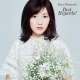 渡辺麻友1stアルバム『Best Regards!』通常盤