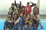 『めちゃ×2イケてるッ!』初回放送より(1996年10月19日)(C)フジテレビ