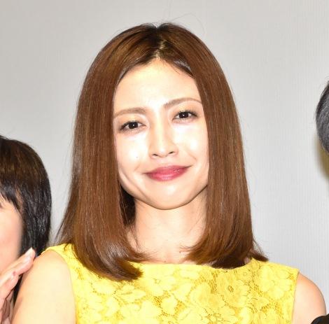 映画『こいのわ 婚活クルージング』初日舞台あいさつに登壇した片瀬那奈 (C)ORICON NewS inc.