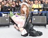 ソロ初アルバム『STAR-T!』インストアイベントを開催した河西智美 (C)ORICON NewS inc.