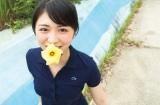 初版12万部という異例の大規模スタートを飾る欅坂46・長濱ねるの1st写真集『ここから』(撮影/細居幸次郎)