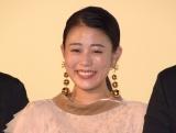 映画『泥棒役者』の公開初日舞台あいさつに参加した高畑充希 (C)ORICON NewS inc.
