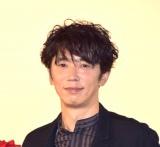 映画『泥棒役者』の公開初日舞台あいさつに参加したユースケ・サンタマリア (C)ORICON NewS inc.