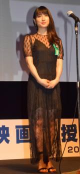 第9回TAMA映画賞の授賞式に参加した土屋太鳳 (C)ORICON NewS inc.