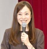 『第50回日本有線大賞』でアシスタントを務める江藤愛アナウンサー (C)ORICON NewS inc.