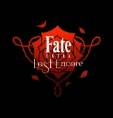 『Fate/EXTRA Last Encore』ロゴ(C)TYPE-MOON/Marvelous, Aniplex, Notes, SHAFT