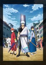 『銀魂』最大の決戦が描かれる「銀ノ魂篇」キービジュアル