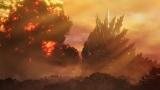 アニメーション映画『GODZILLA 怪獣惑星』(C)2017 TOHO CO., LTD.