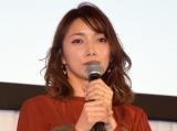 すべり台の魅力について熱く語った後藤真希 (C)ORICON NewS inc.