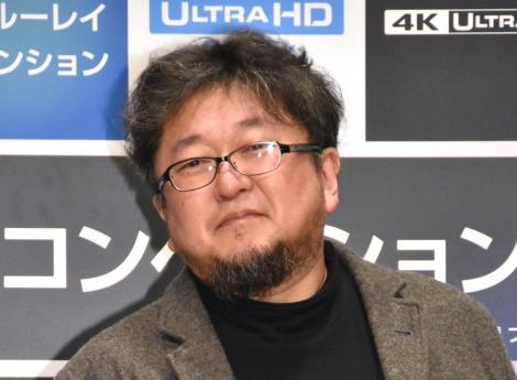 『4K Ultra HDブルーレイ コンベンション』に出席した樋口真嗣氏 (C)ORICON NewS inc.