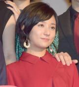 映画『伊藤くん A to E』の完成披露試写会に参加した木村文乃 (C)ORICON NewS inc.