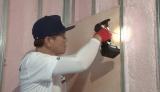 日本テレビ系の特番『「ヒロミ、自宅を作る。」完成披露SP〜八王子リホーム6か月完全密着〜』に出演したヒロミ(C)日本テレビ