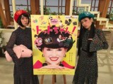 テレビ朝日系帯ドラマ劇場『トットちゃん!』第39話(11月23日放送)にチャラン・ポ・ランタンが出演(左が妹のもも、右が姉の小春)(C)テレビ朝日