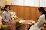 関西テレビ・フジテレビ系連続ドラマ『明日の約束』に出演する井上真央、仲間由紀恵 (C)関西テレビ