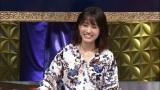スタジオ収録時の前田敦子(C)テレビ東京