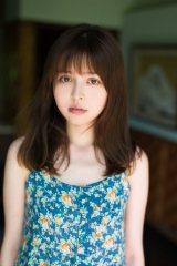 『週刊プレイボーイ』49号に登場する加藤ナナ(C)細井幸次郎/週刊プレイボーイ