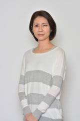 日本テレビ系連続ドラマ『今からあなたを脅迫します』に出演する松下奈緒 (C)日本テレビ