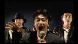 KUWATA BANDの2ndシングル「スキップ・ビート(SKIPPED BEAT)」MVより