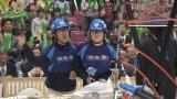 『第30回高専ロボコン 全国大会 大江戸ロボット忍法帳』12月3日、NHK総合で生放送。写真は地区大会の模様。闘う高専生たち(C)NHK
