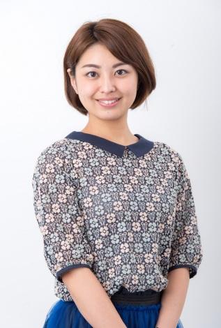 サムネイル 結婚を報告したABCテレビ・大野聡美アナウンサー (C)ABC