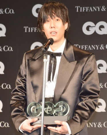 『GQ MEN OF THE YEAR 2017』を受賞した野田洋次郎 (C)ORICON NewS inc.