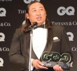 『GQ MEN OF THE YEAR 2017』を受賞した秋山竜次 (C)ORICON NewS inc.
