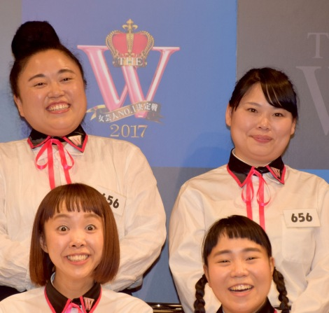 『女芸人No.1決定戦 THE W(ザ ダブリュー)』決勝進出したニッチェ (C)ORICON NewS inc.