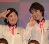 『女芸人No.1決定戦 THE W(ザ ダブリュー)』決勝進出したアジアン (C)ORICON NewS inc.