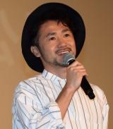 自身のドキュメンタリー映画の初日舞台あいさつに出席したナオト・インティライミ (C)ORICON NewS inc.