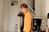 EXOカイが主演するWOWOW『連続ドラマW 春が来た』(2018年1月13日スタート)ジウォン(カイ)と直子(倉科カナ)が初めて出会うシーン(C)WOWOW