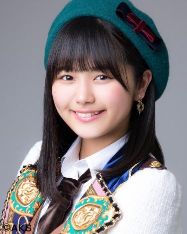 SKE48の22ndシングル(タイトル未定)選抜メンバー・北野瑠華
